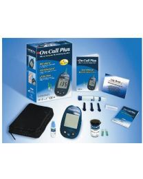 Lettore Glicemia OnCall Plus - kit completo